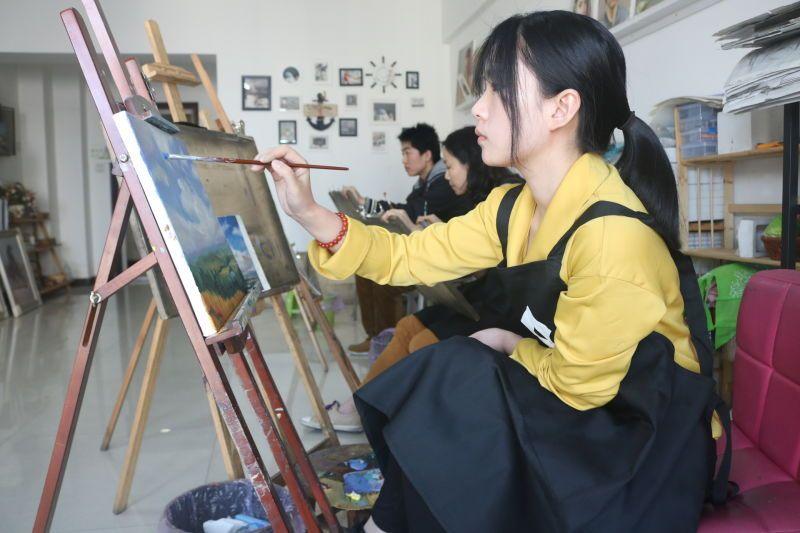 艺术空间画室