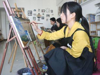 艺术空间画室 专业系统教学 零基础速成