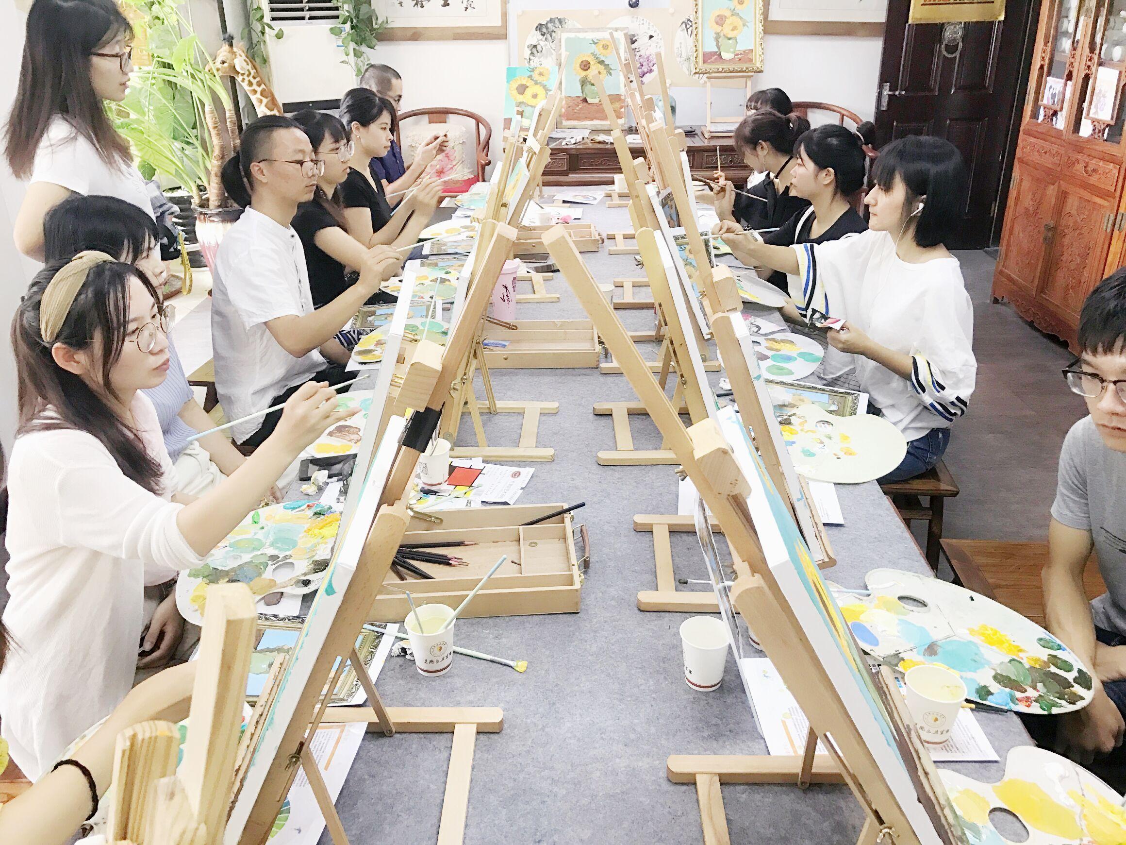 成人画院·美院系统教学·品质小班课