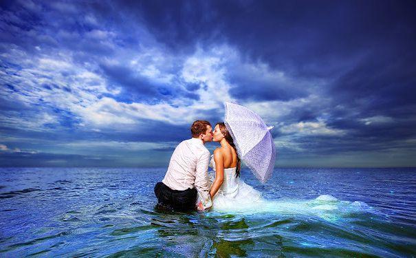婚纱照选片、修片都有哪些技巧?看看这一篇