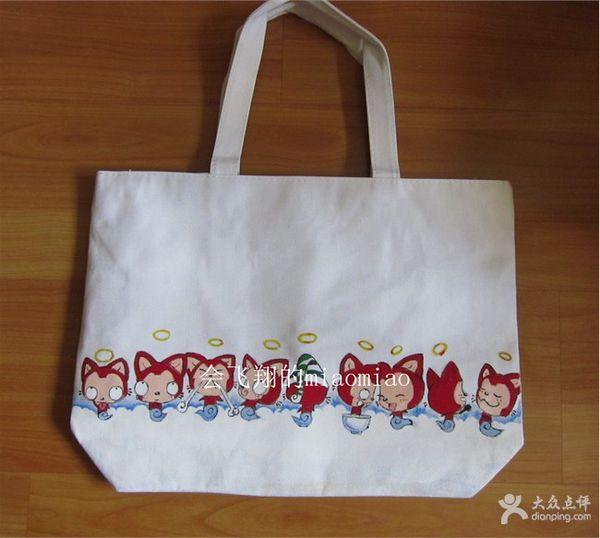 【更新更新】龙猫/皮卡丘等~手绘帆布包