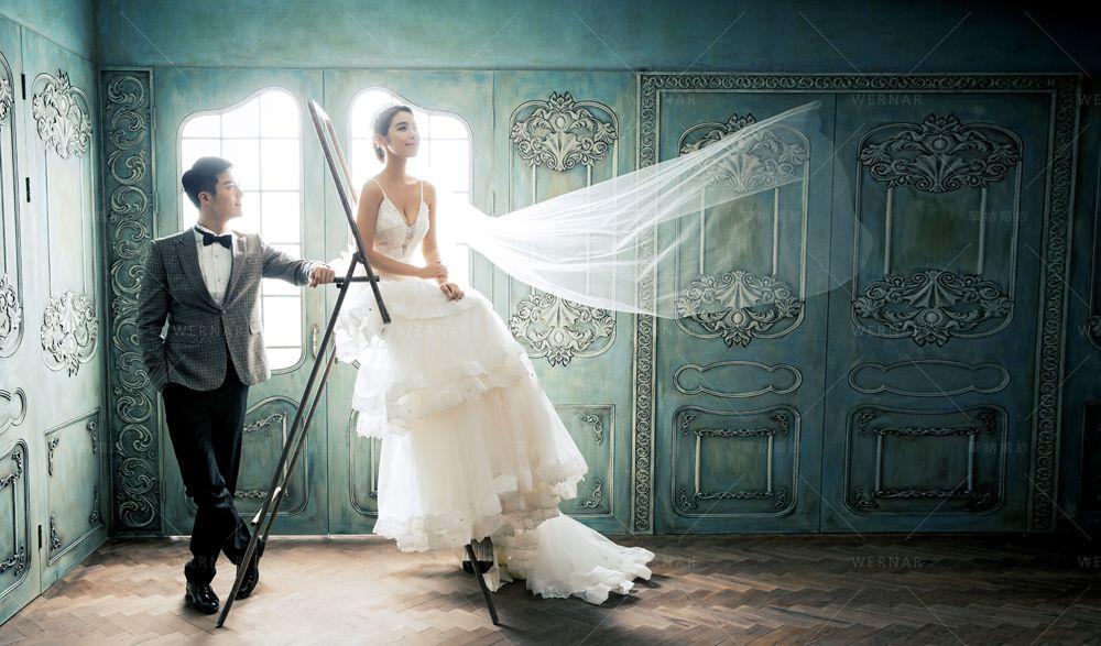 外景or棚拍?婚纱摄影竟有这么多注意事项