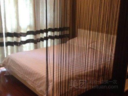 中湾国际一居整租温馨舒适大床房预订/团购