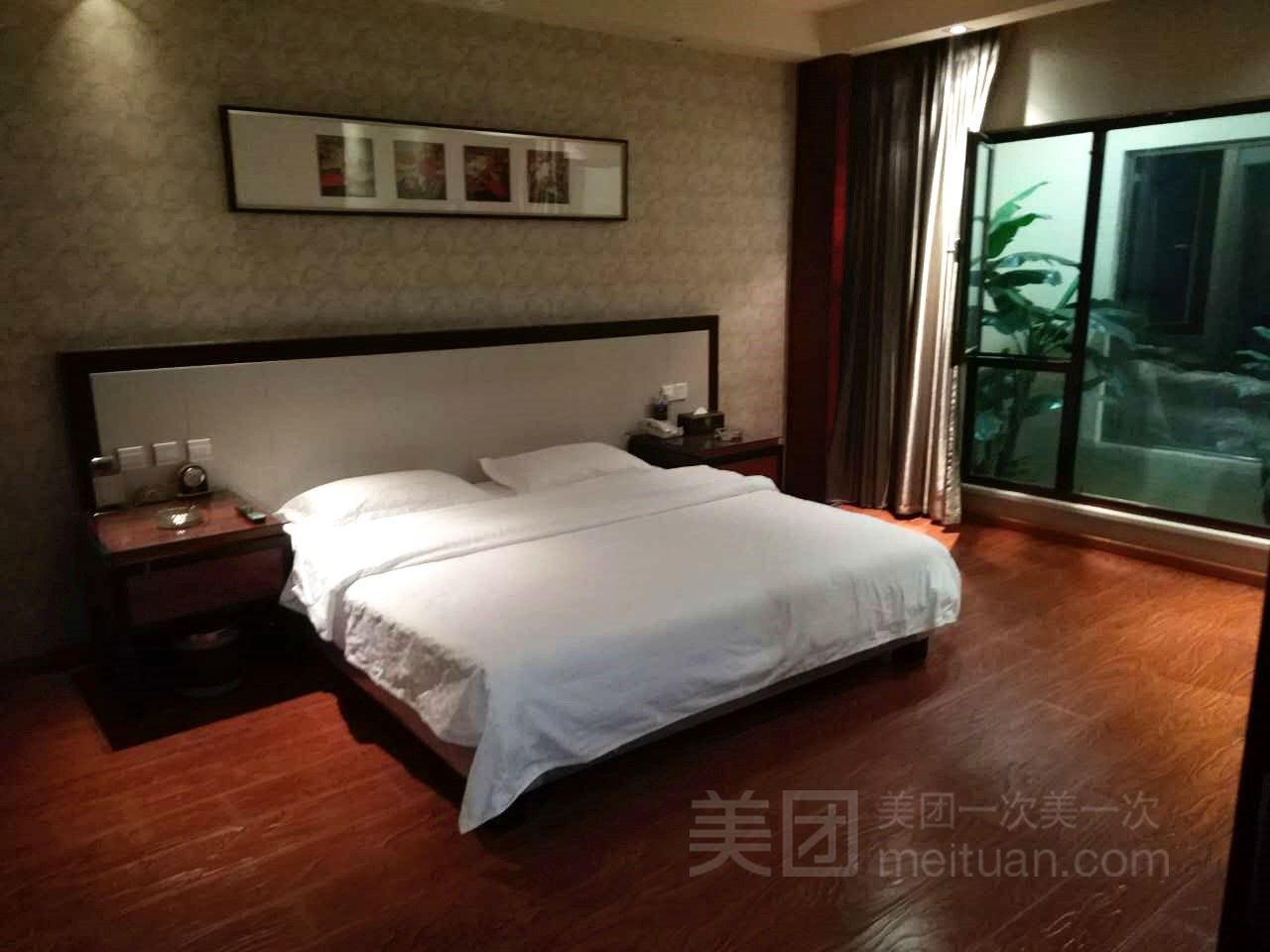 瀚金佰温泉酒店预订/团购