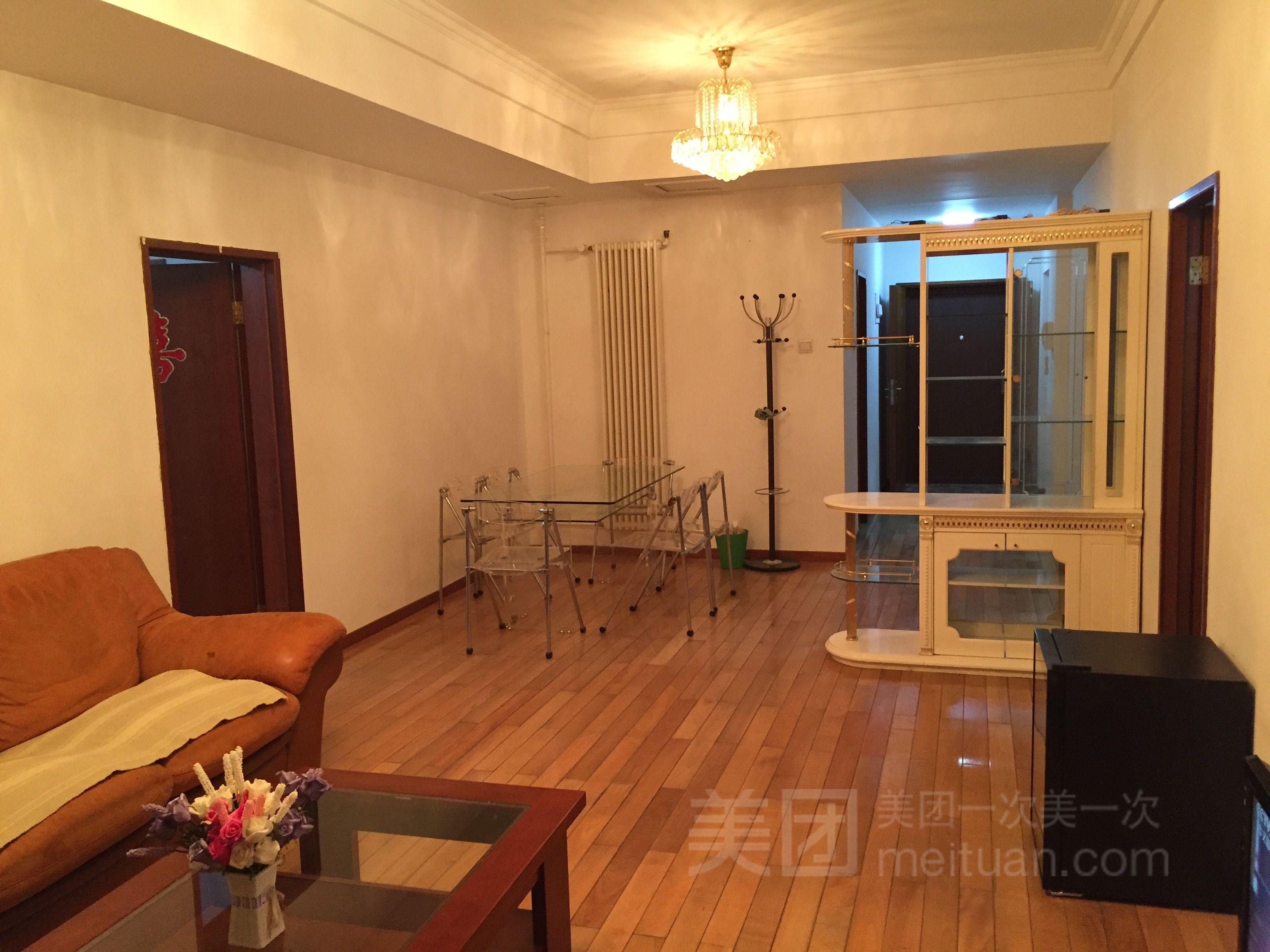 好山水酒店式公寓(SOHO现代城店)预订/团购