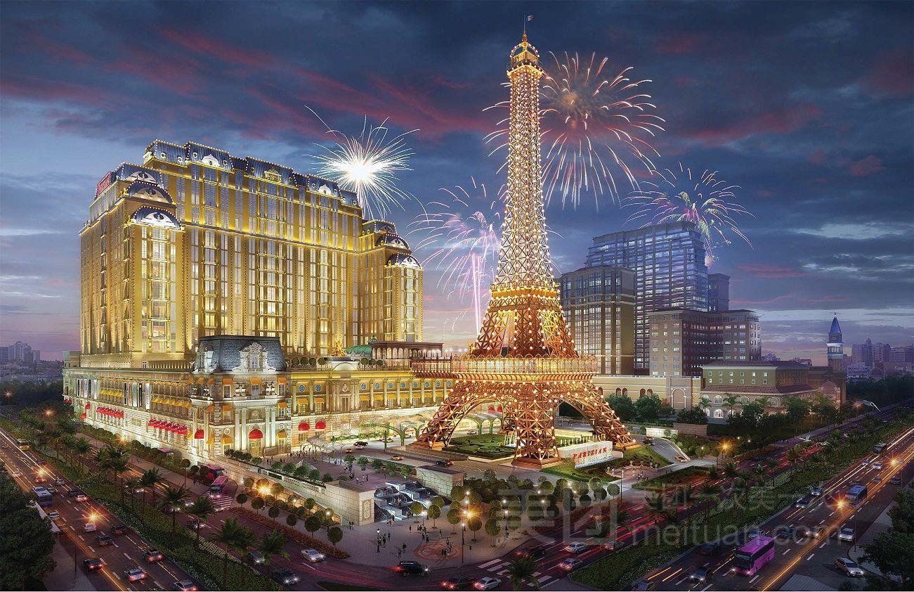澳门巴黎人酒店(The Parisian Macao)预订/团购