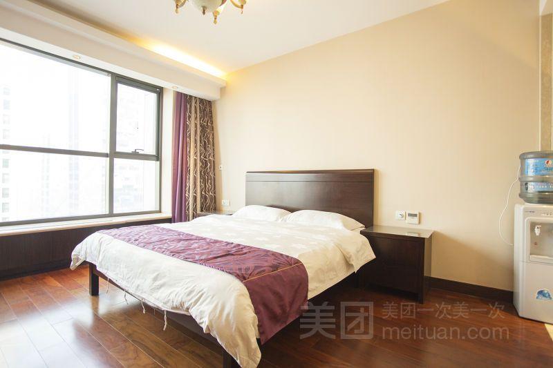 北京中郡酒店公寓(世贸天阶店)预订/团购