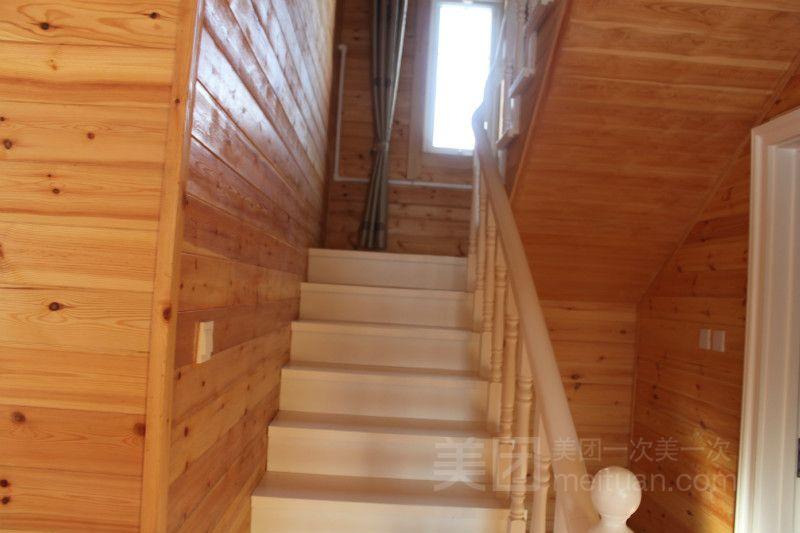 木屋室内楼梯结构图