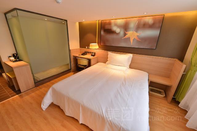 iu酒店(北京回龙观生命科技园地铁站店)预订/团购