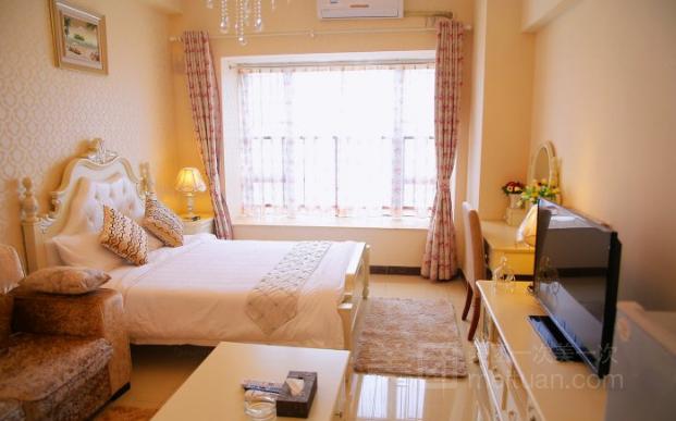私享家连锁酒店式公寓(万胜围地铁站店)预订/团购