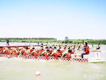 乐水明珠湖帆船运动基地