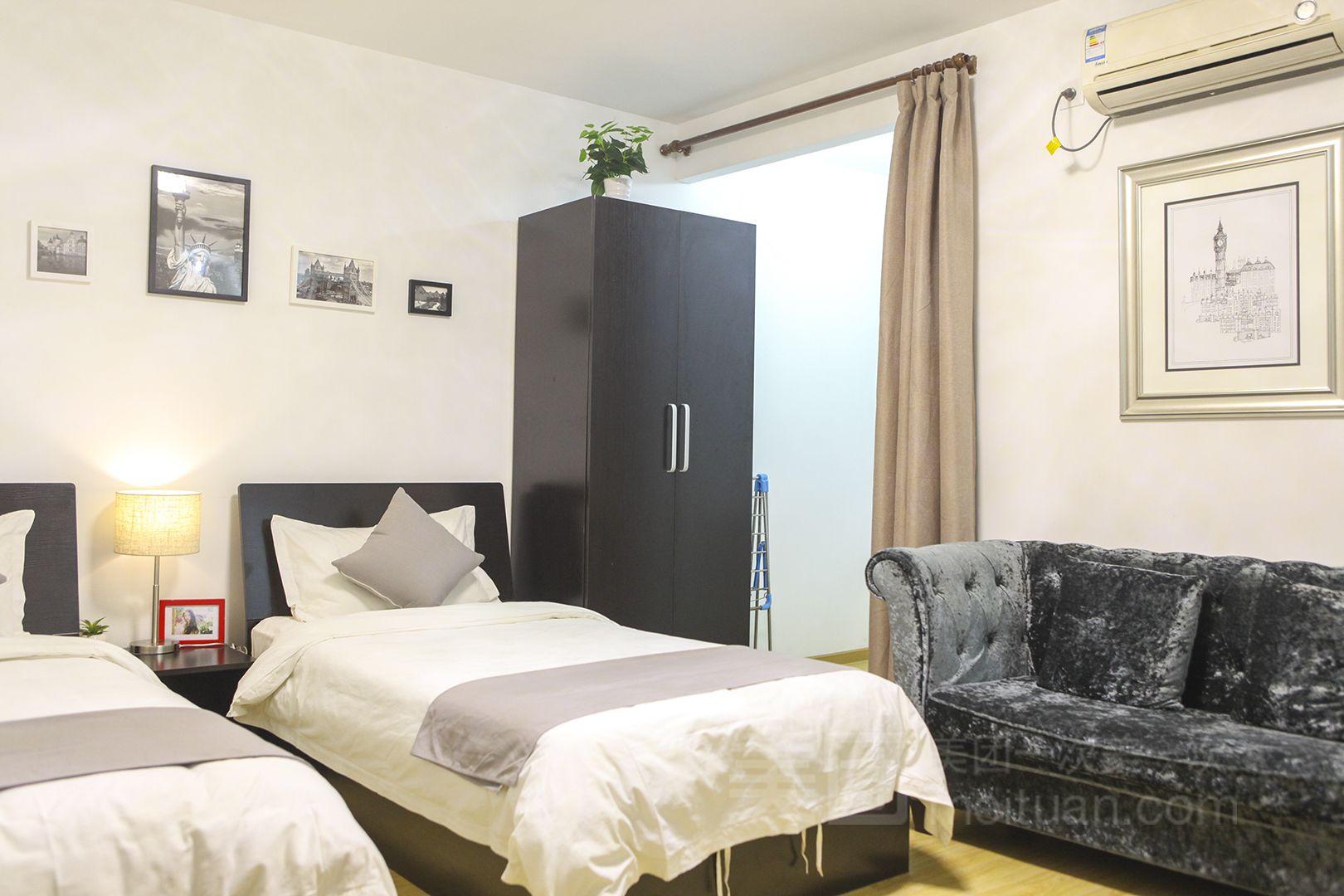 珍妮家酒店式公寓(东亚望京中心店)预订/团购