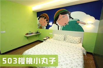【酒店】花季公寓-美团