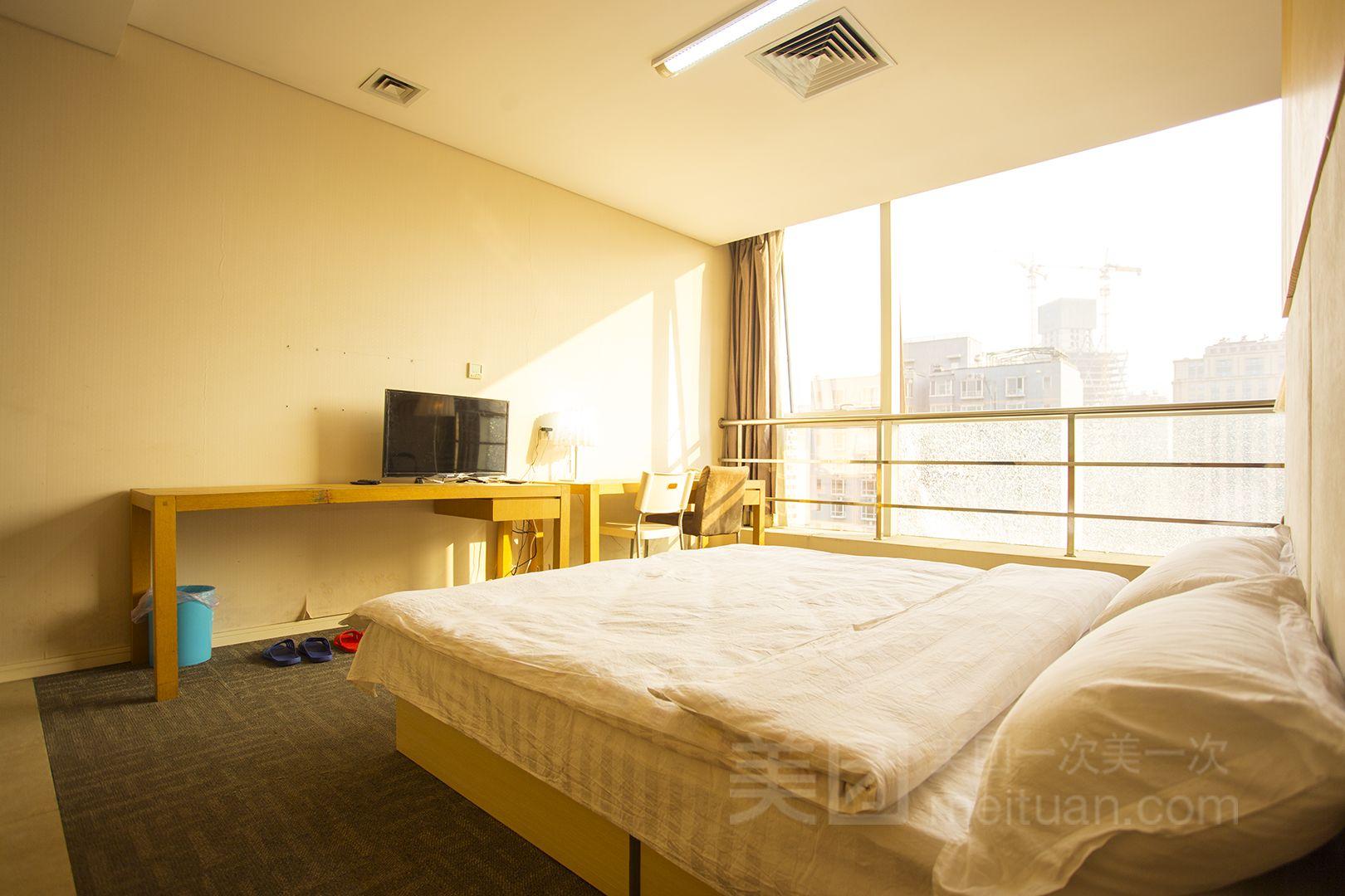 红领巾桥南华业国际公寓精致大开间预订/团购