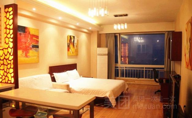 金苹果酒店式公寓预订/团购