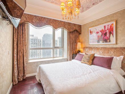 万达广场精致一居整租室预订/团购