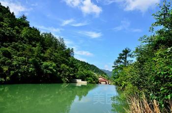 【合肥出发】岳西天峡风景区1日跟团游*大自然赋予的消暑胜地-美团