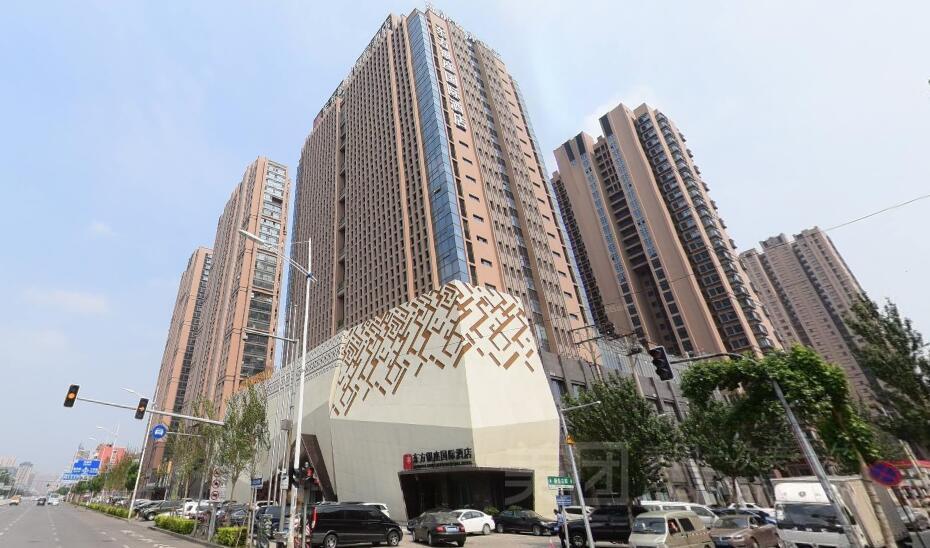沈阳东方银座国际酒店预订/团购