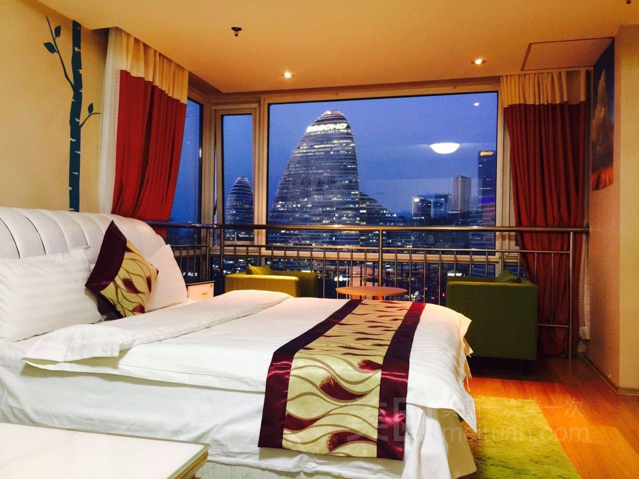 北京绿萝居酒店式公寓预订/团购