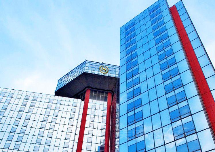 北京喜来登长城饭店:为了去办美签,就选择住在