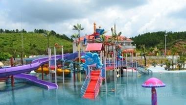 【新润发】意景园水上乐园(成人票)-美团