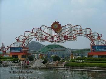 【扬州出发】苏州乐园欢乐世界纯玩1日跟团游*乐园游,亲子游-美团