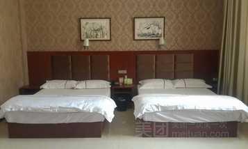 【酒店】水之韵宾馆-美团