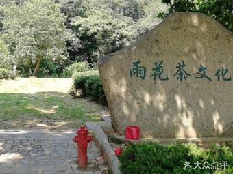 雨花茶文化区