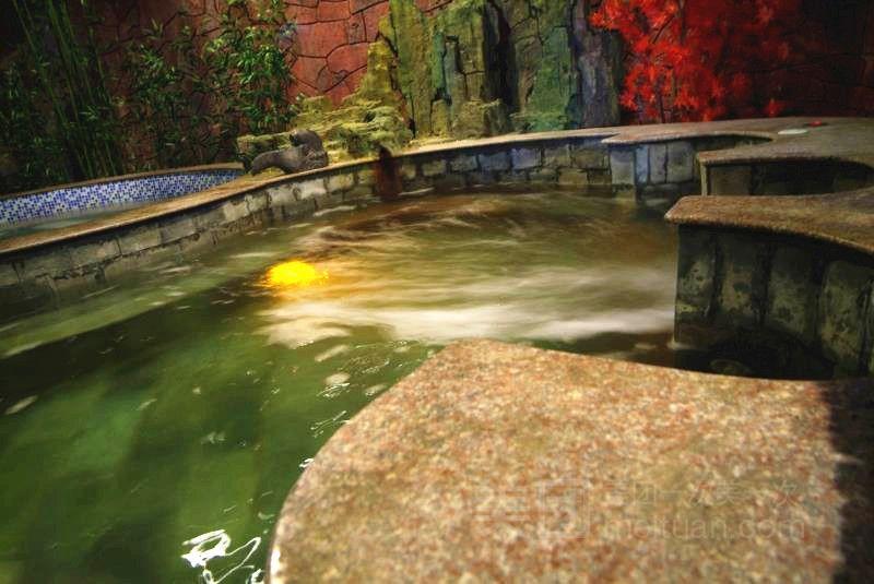 河口宾馆水世界
