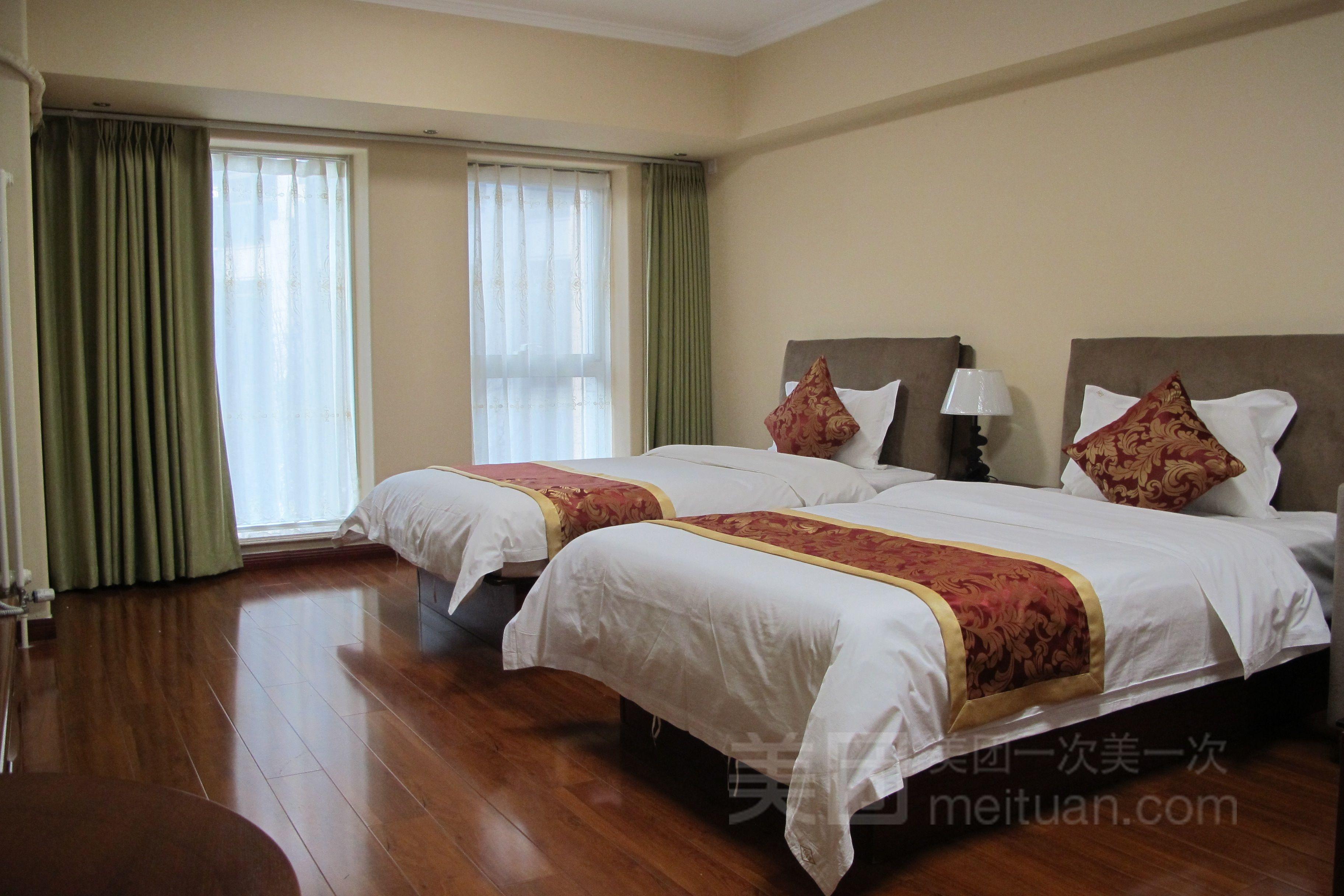 寓居服务公寓(原北京清华公馆)预订/团购