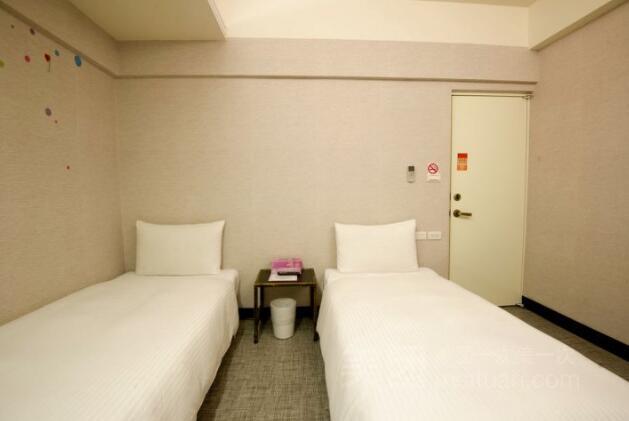 台北放假好好玩旅馆(HolidayFunHostel)预订/团购