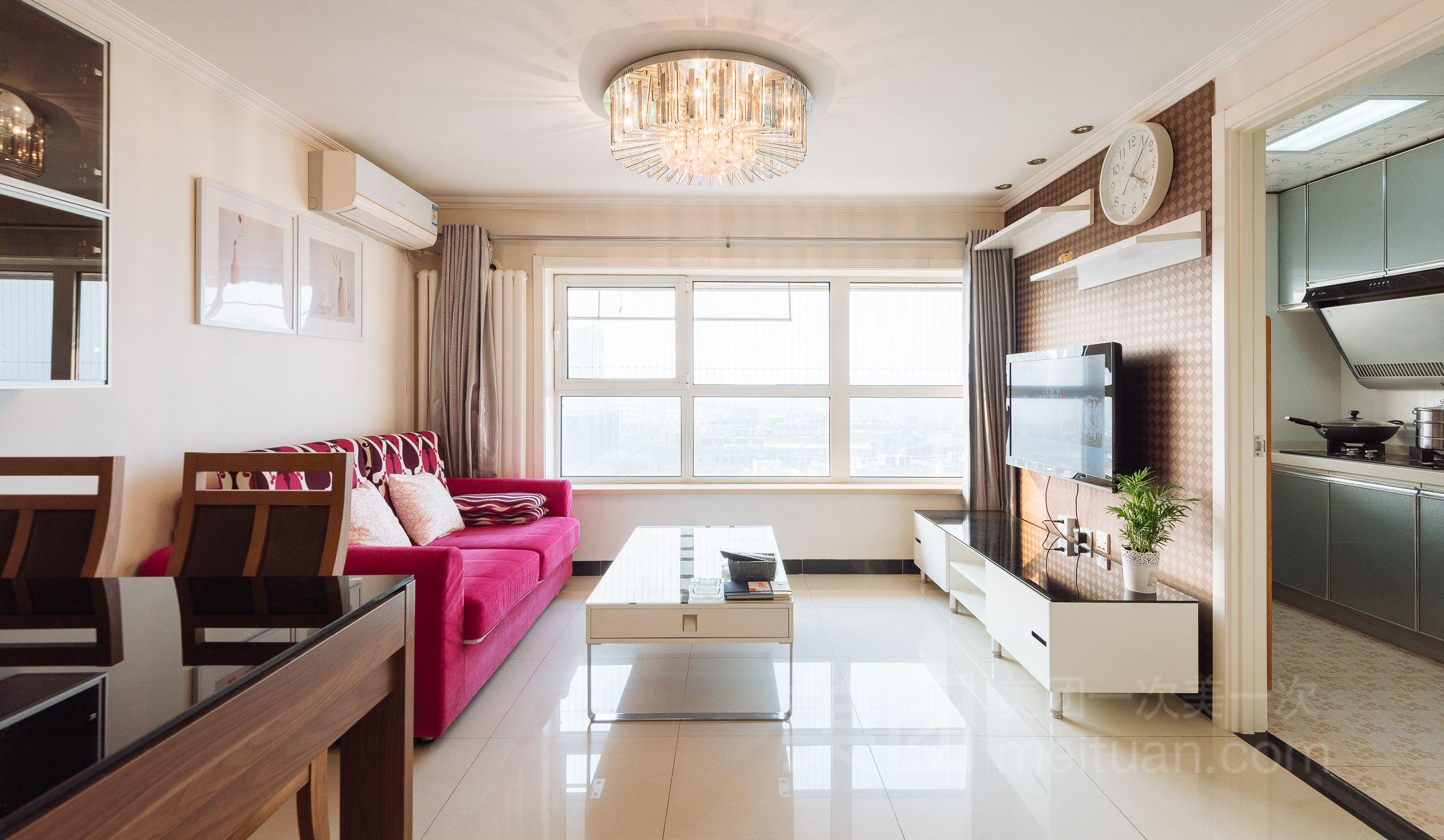 北京小二的精装复式两居公寓预订/团购