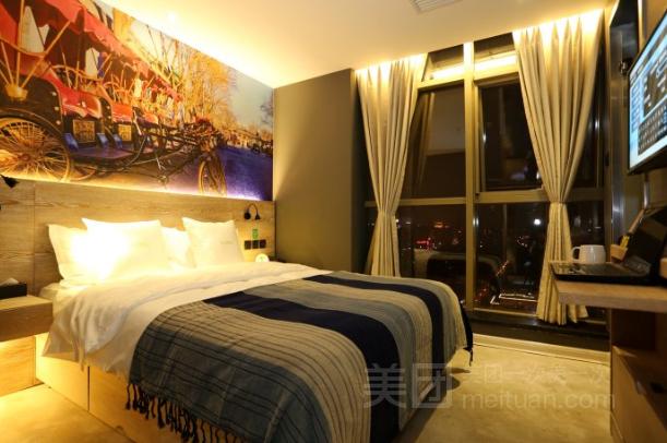 优优品客轻奢公寓(北京建国门店)预订/团购