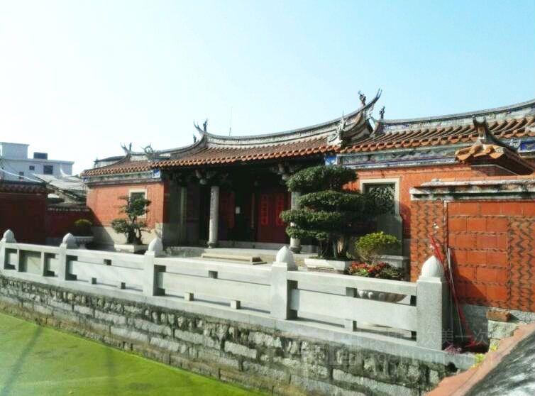 陈埭沟西村工厂风景图