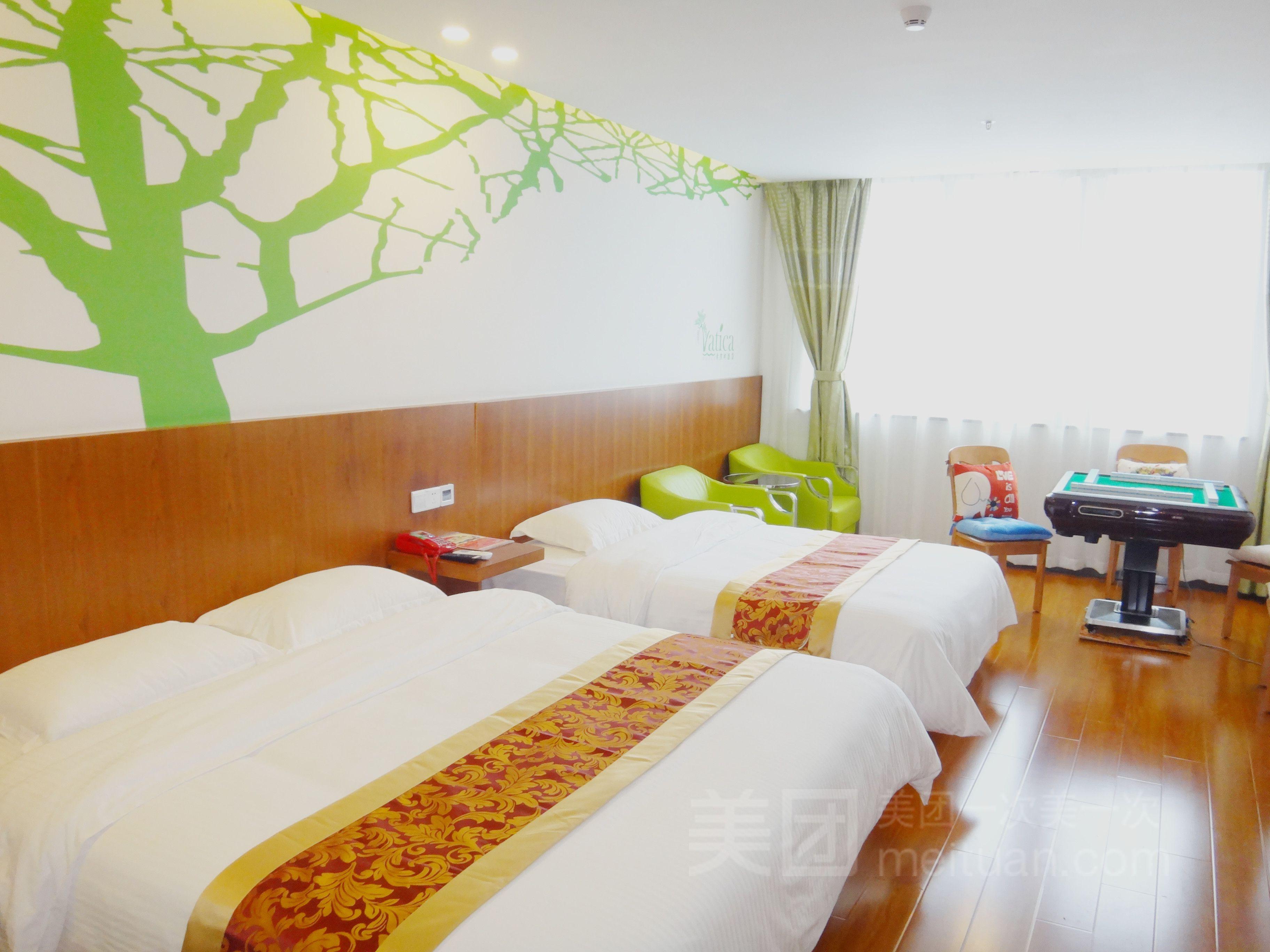 青皮树酒店(上海浦东机场迪士尼华夏东路地铁站店)预订/团购