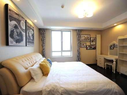 红杉国际公寓清华精装1居整租预订/团购