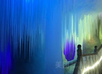 【临汾出发】万年冰洞、马仑草原、汾河源头等2日跟团游*山青水秀避暑山庄-美团