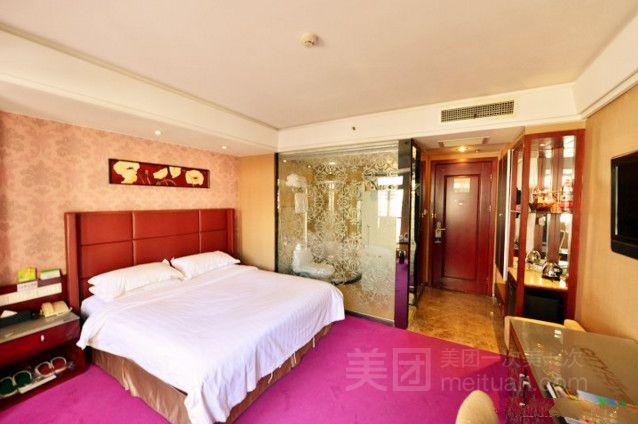 洪城铭豪商务酒店预订/团购