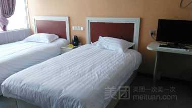 【酒店】八度酒店公寓-美团