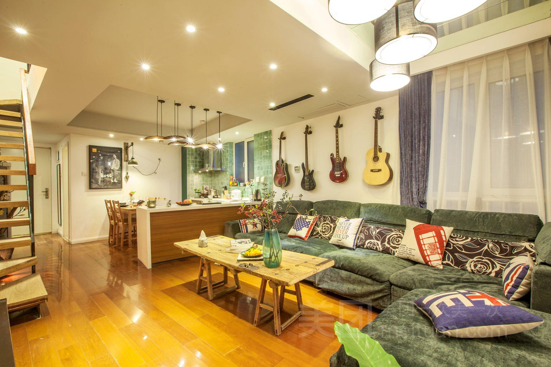 国贸CBD双井地铁百子湾iHOME复式音乐主题loft两居预订/团购