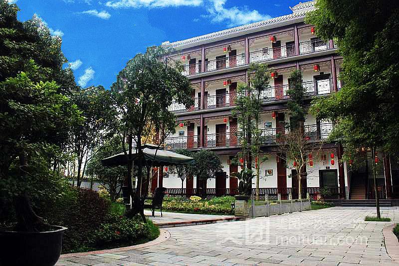 惠丰青城园河畔酒店预订/团购