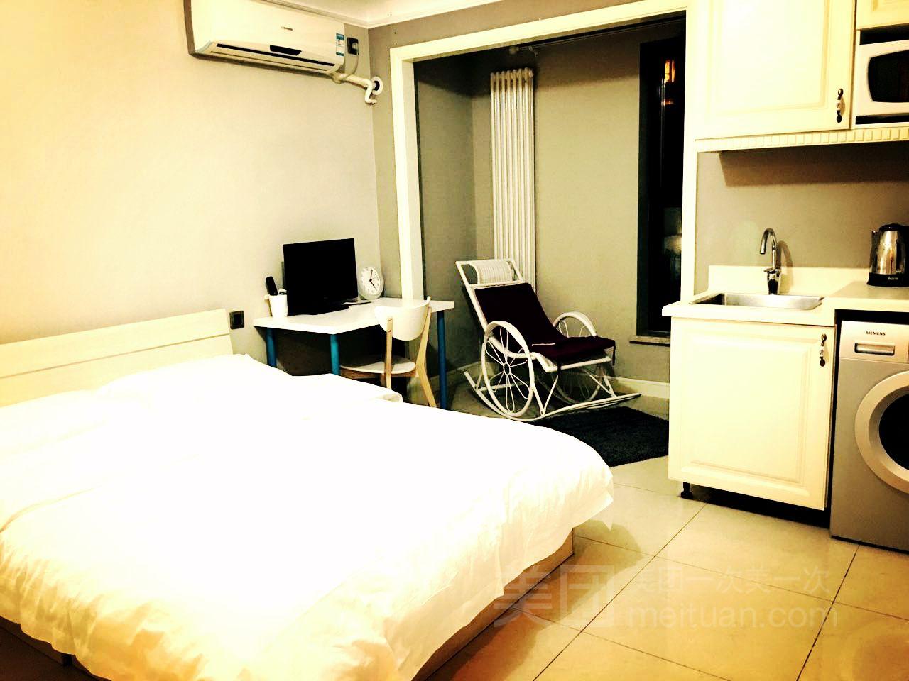 小筑主题公寓式酒店(总部基地店)预订/团购