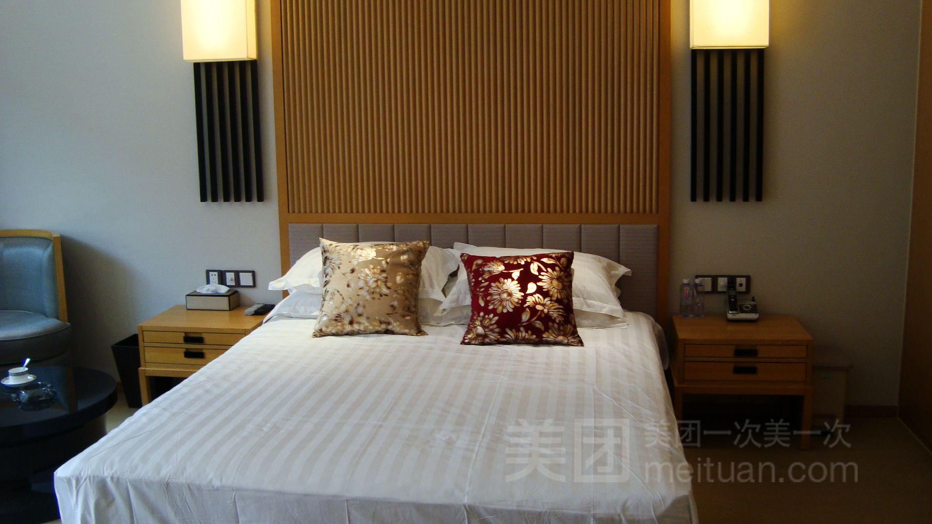 春晖园私汤温泉酒店式公寓预订/团购