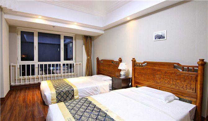 新国展高级酒店公寓(机场店)预订/团购