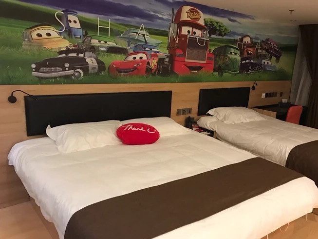 尚客优精选酒店(上海浦东机场迪士尼店)预订/团购