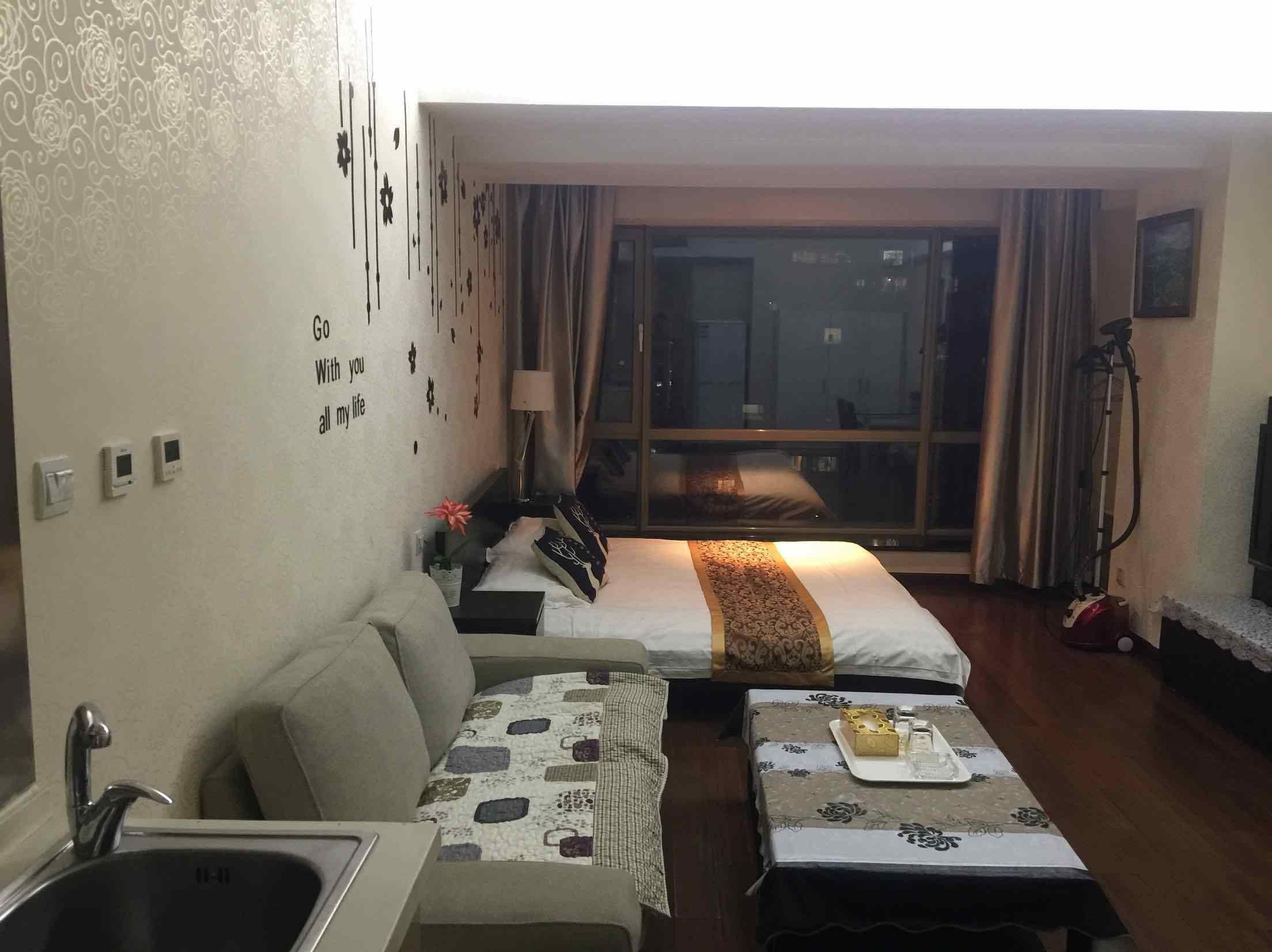 海洋酒店式公寓(北京崇文门店)预订/团购