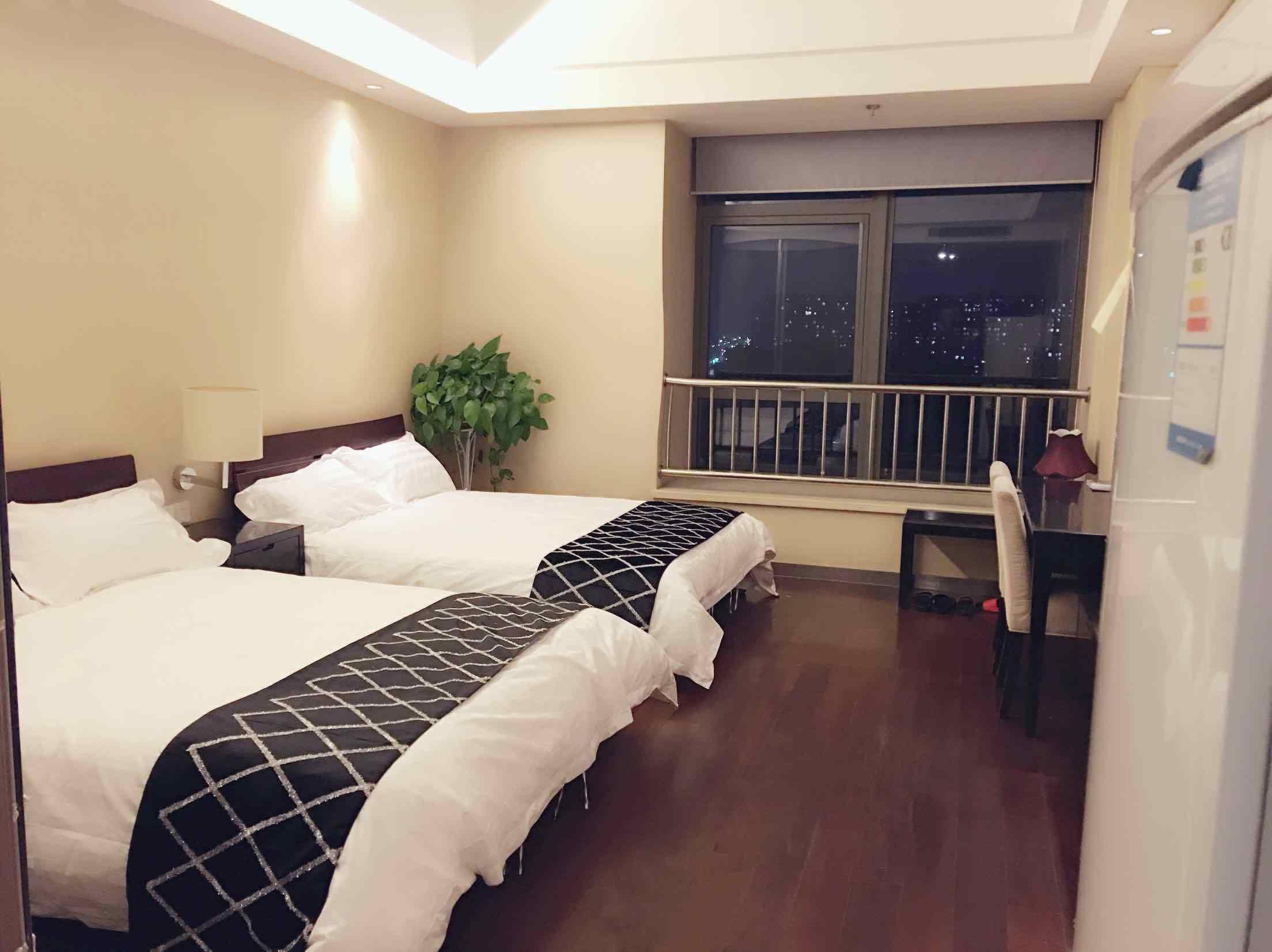 悦枫酒店式公寓预订/团购