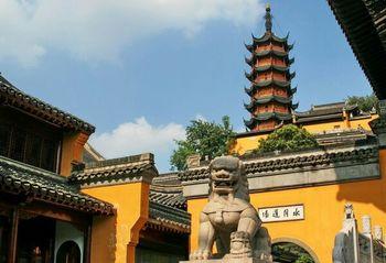 【上海出发】狮子林、寒山寺、姑苏水上游等纯玩1日跟团游*观寺庙园林-美团