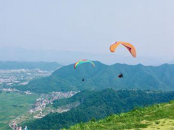 永安山中国滑翔伞训练基地