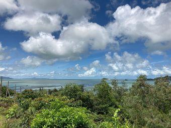 珠海高栏港区西沙滩